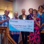 Solar Cash out check to Sunnyvale Historical Society