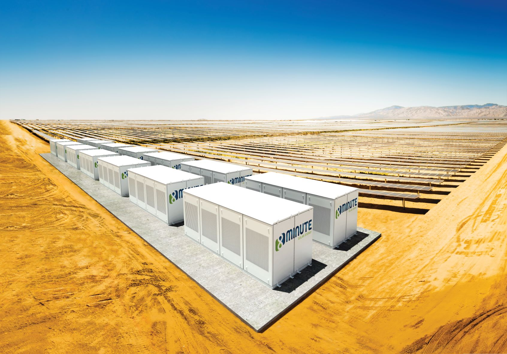 Battery storage and solar