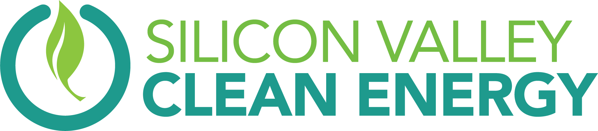 logo of silicon valley clean energy