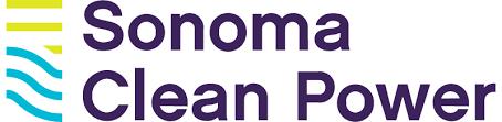 logo of sonoma clean power